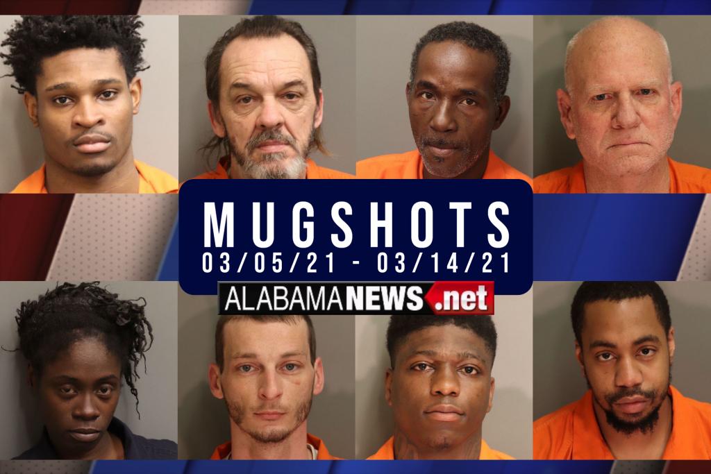 Montgomery County Mugshots 0305 0314