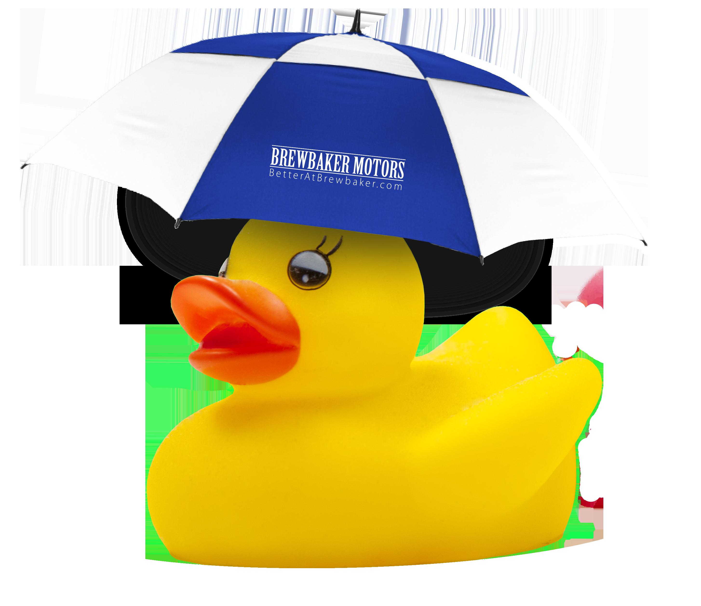 Rubberduck Umbrella Copy