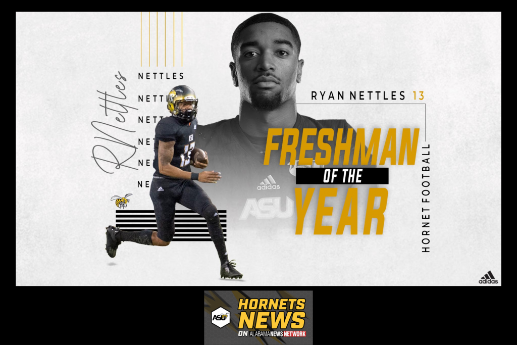 Nettles Graphic Provided By Asu Athletics 042821