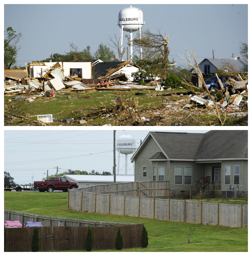 Tornado Outbreak 10 Years Later
