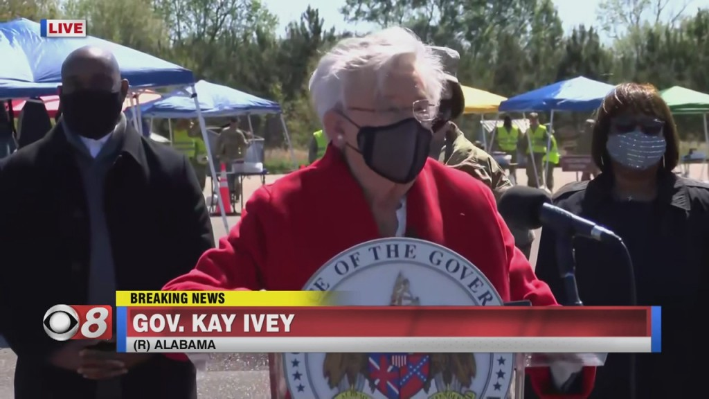 Ivey Announcement 040221