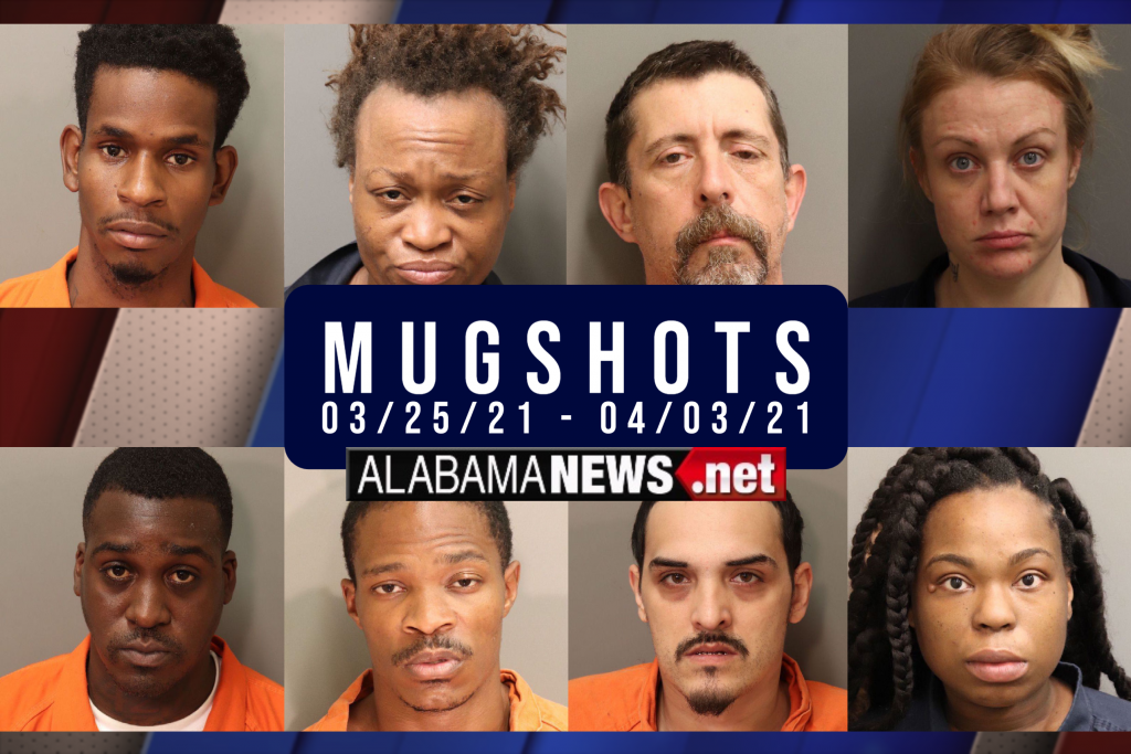 Montgomery County Mugshots 0325 0403
