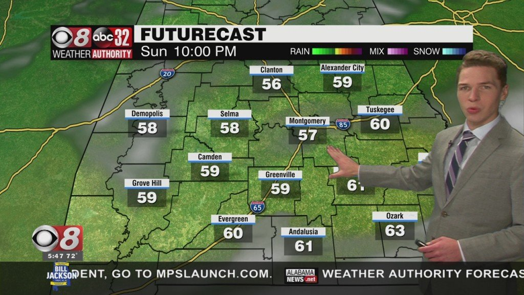 Ben's 530pm Forecast Sunday 4 18 21