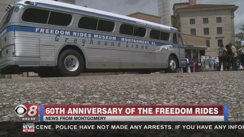 Freedom Rides Bus