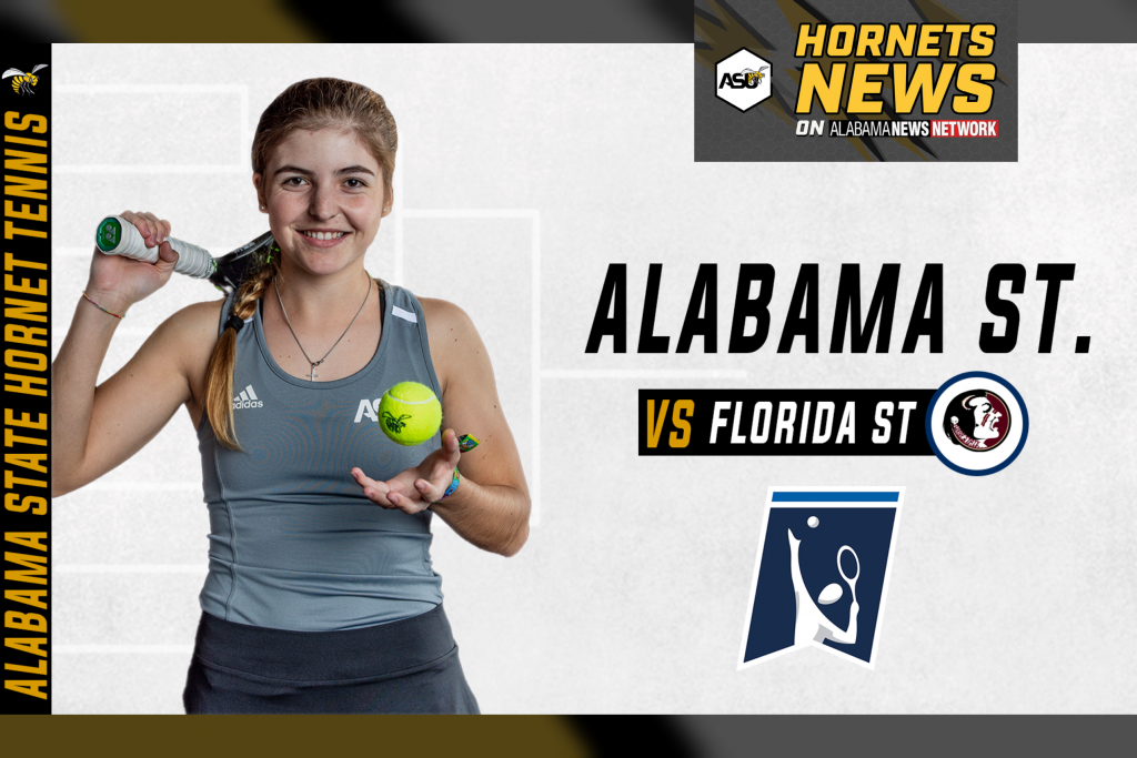 Asu Tennis V Fl St Provided By Alabama State