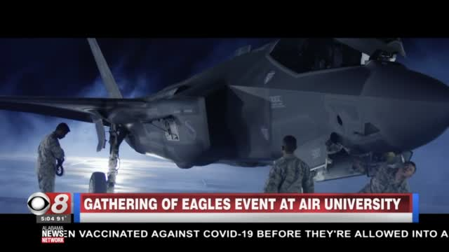 Gathering Of Eagles Presentations