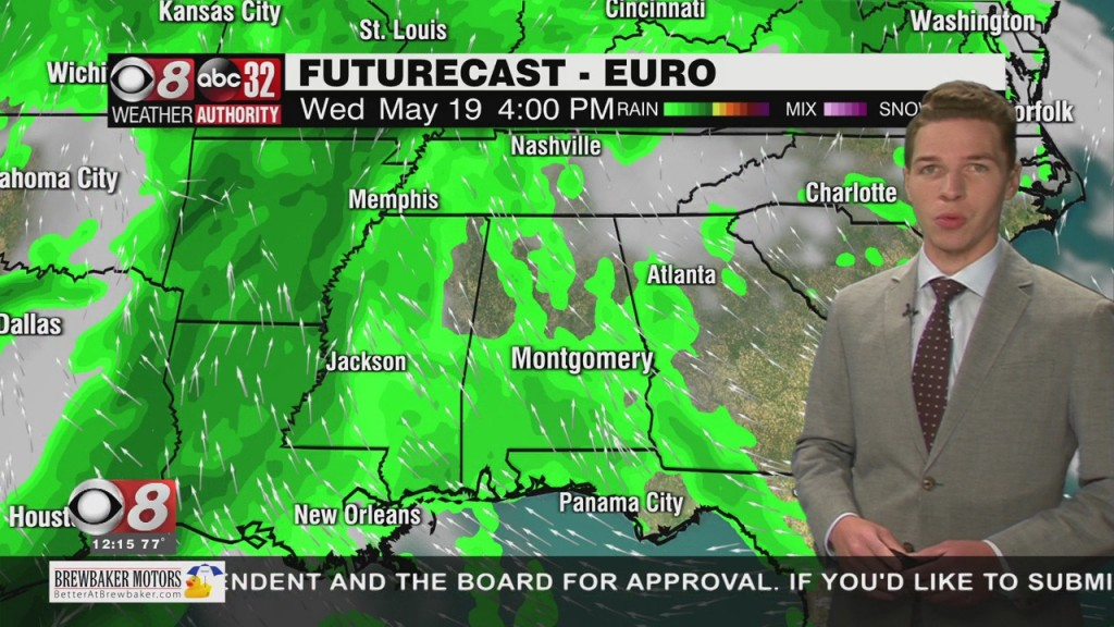 Ben's Noon Forecast Friday 5 14 21