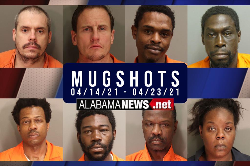 Montgomery County Mugshots 0414 0423