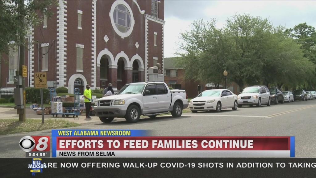 Wal Feeding Families