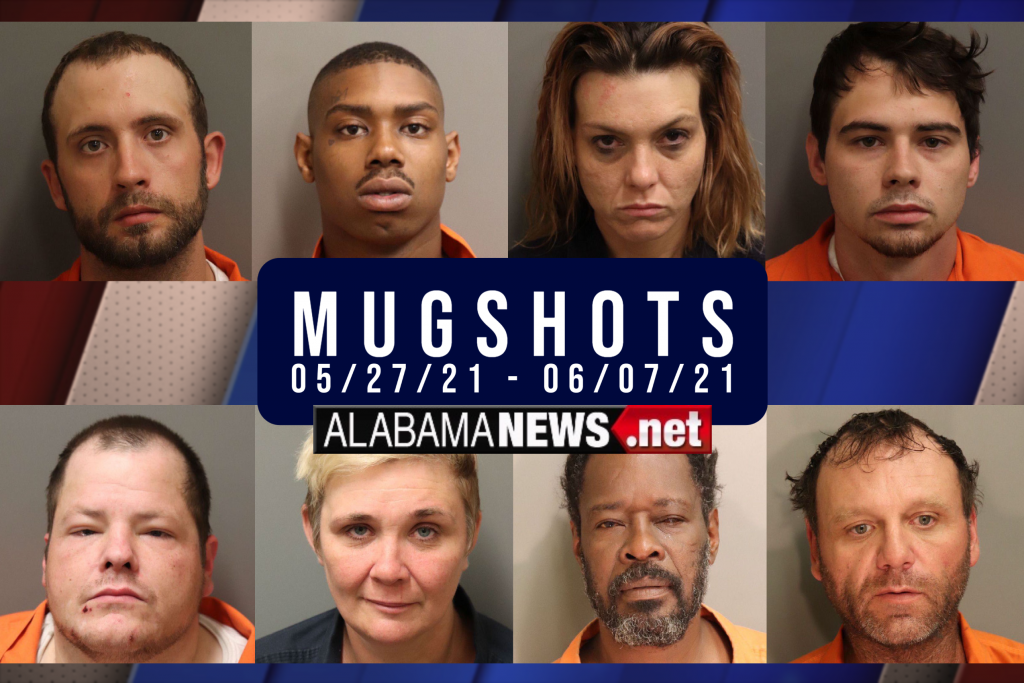 Montgomery County Mugshots 0527 0607