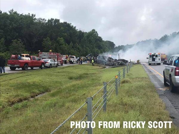 Butler County Wreck From Ricky Scott