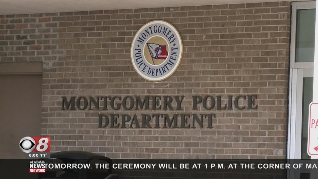 Montgomery Police Chief Reax
