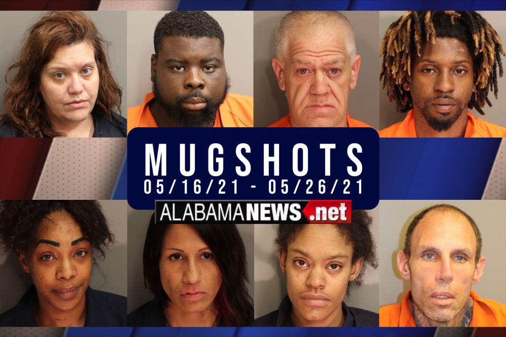 Montgomery County Mugshots 0516 0526