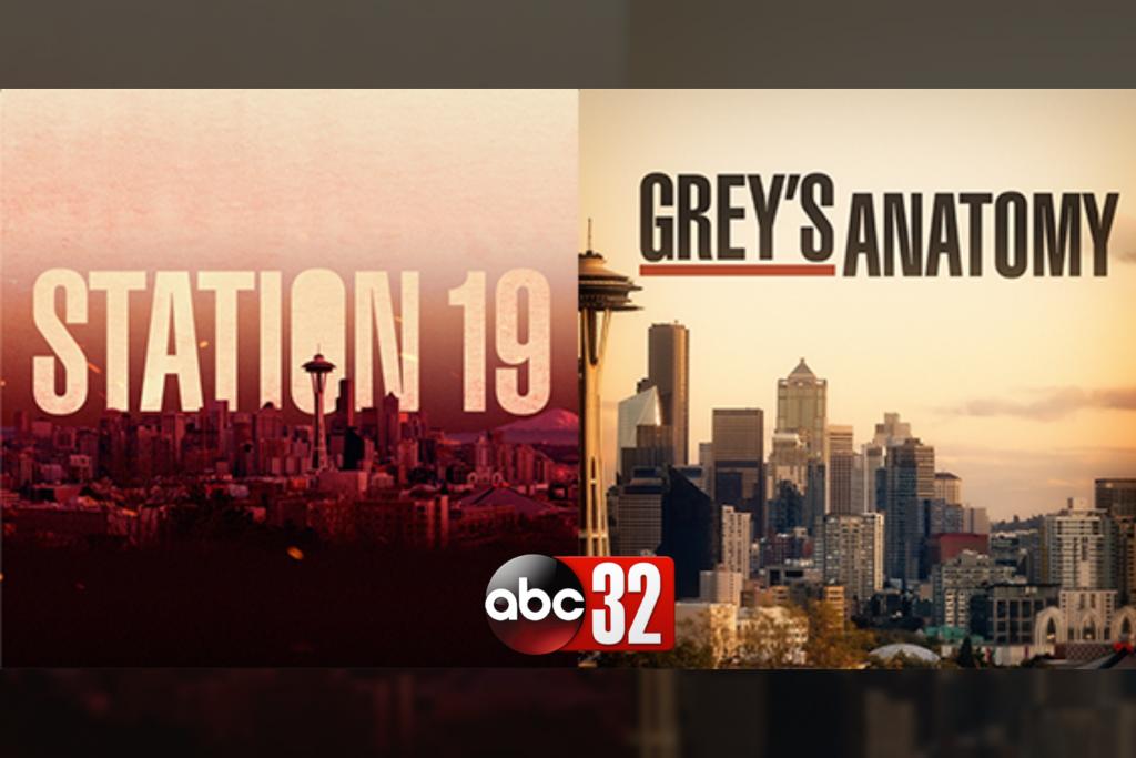 Station 19 Greys Anatomy 32