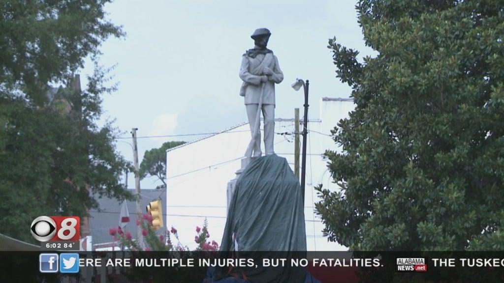 Tuskegee Statue Followup
