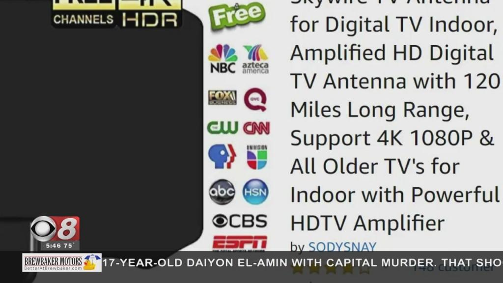 Wtt Tv Antennas 072121