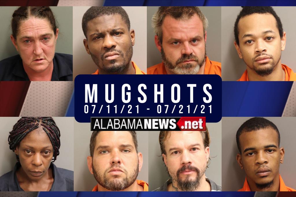 Montgomery County Mugshots 0711 0721