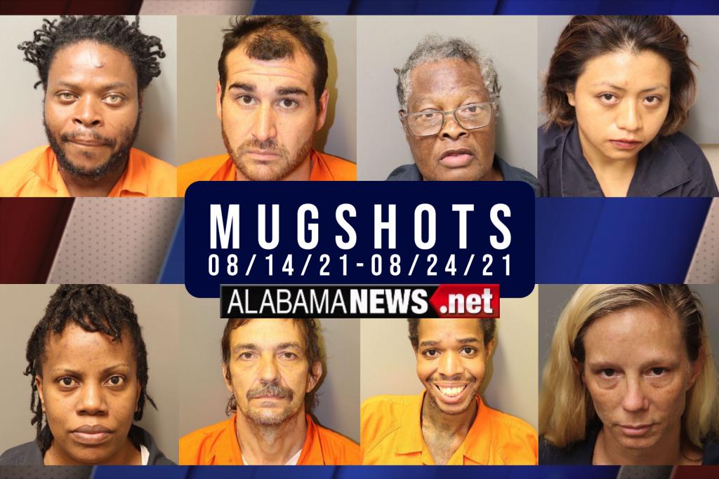 Montgomery County Mugshots 0814 0824