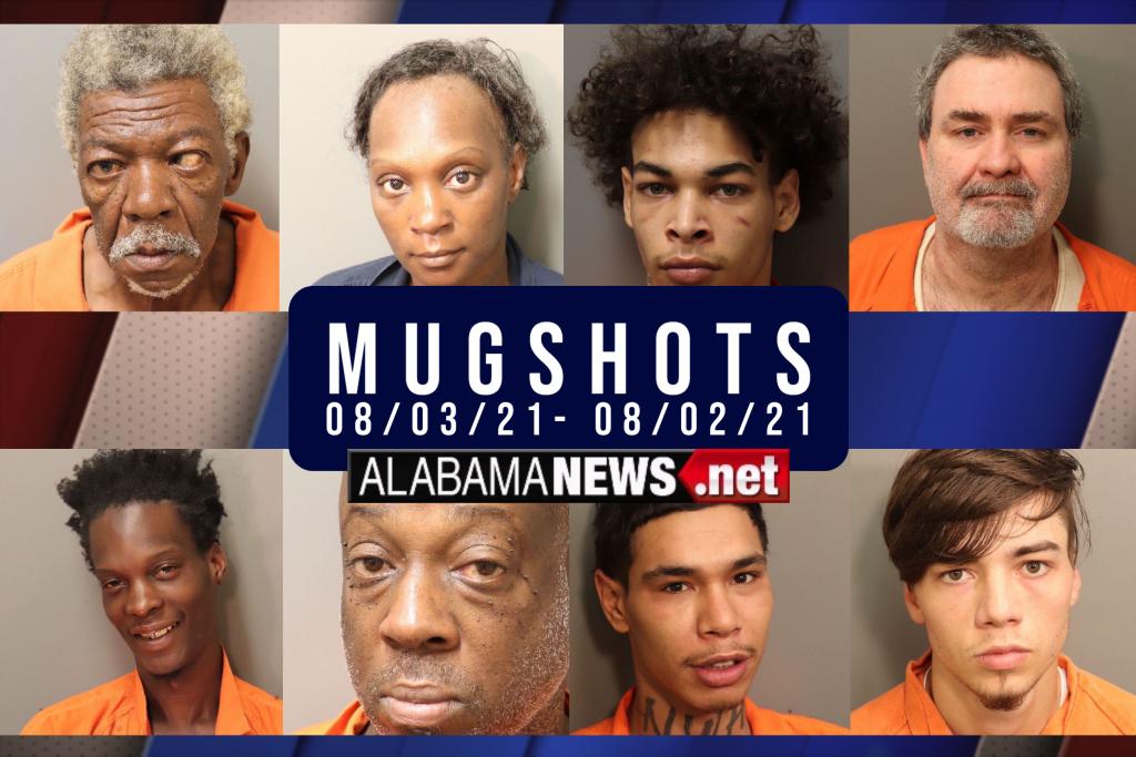 Montgomery County Mugshots 0803 0813