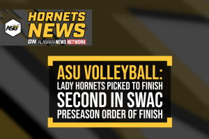 Asu Volleyball Second In Swac 32