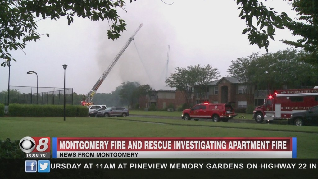 Apartment Fire 080221