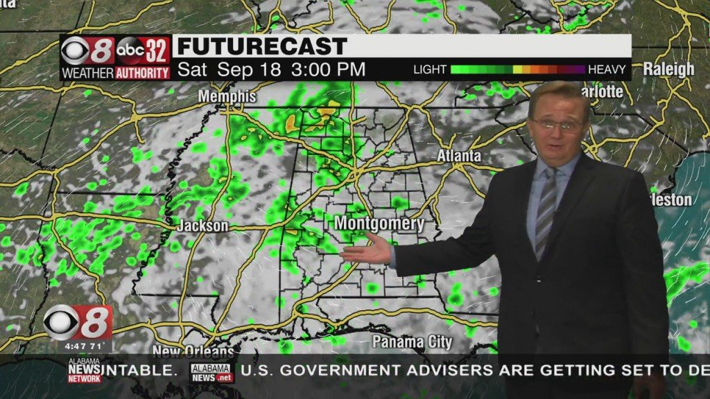 Morning Weather 09/16/21