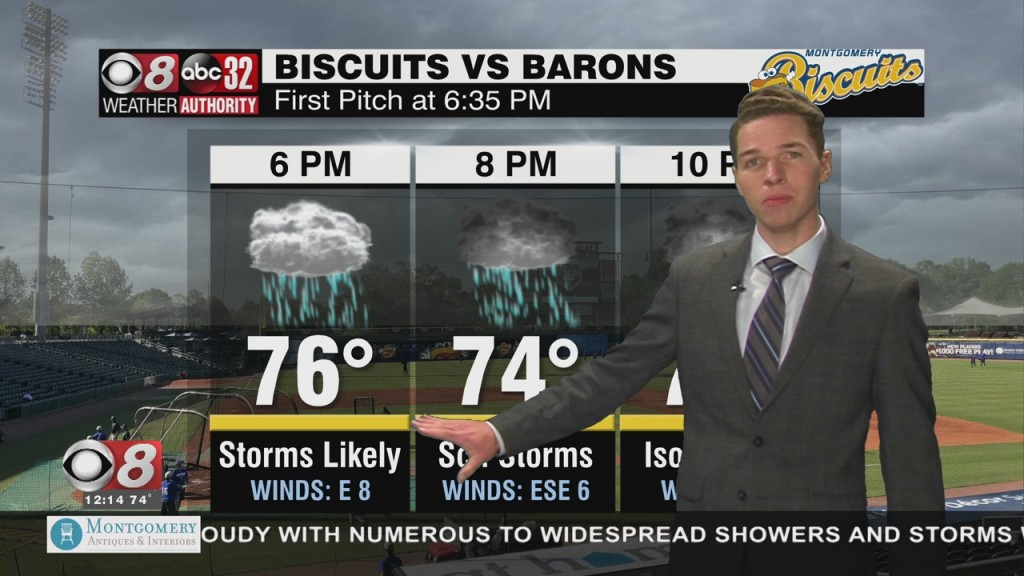Ben's Noon Forecast Thursday 9 16 21