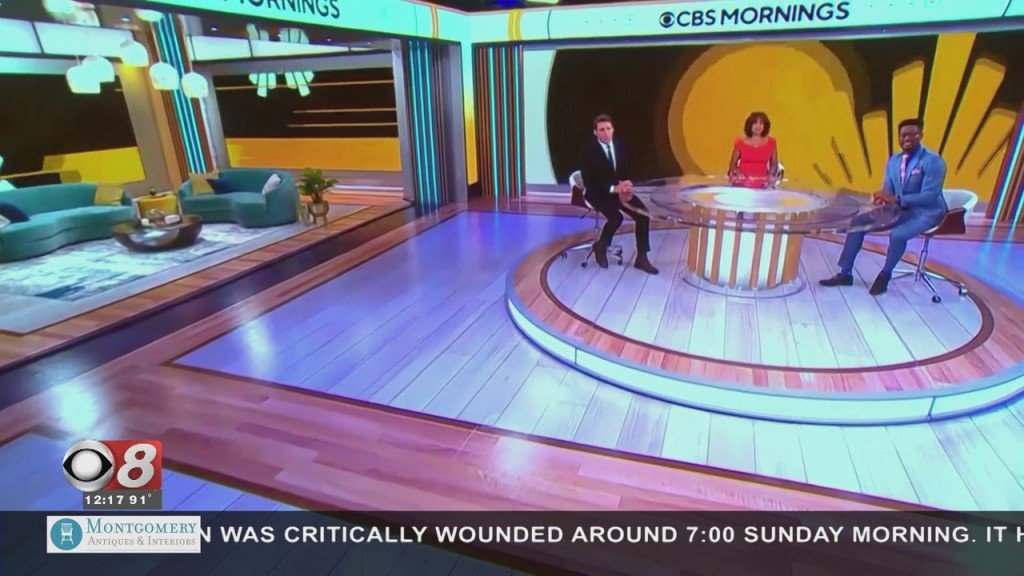 Cbs Mornings From Noon 090621