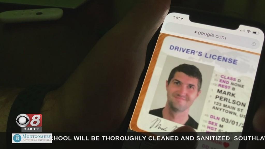 Wtt Driver License On Phone 090121