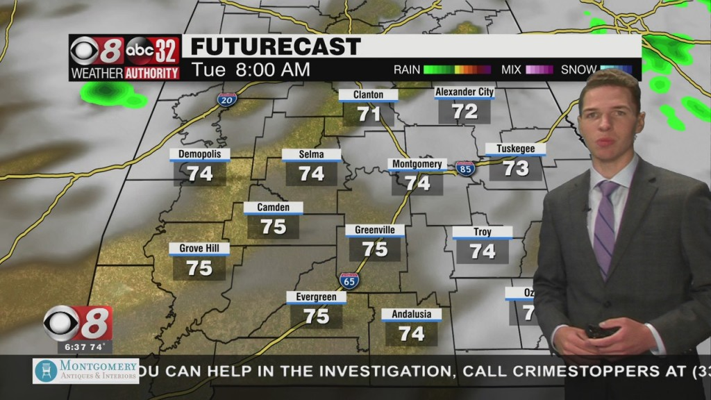 Ben's 6am Forecast Tuesday 9 21 21