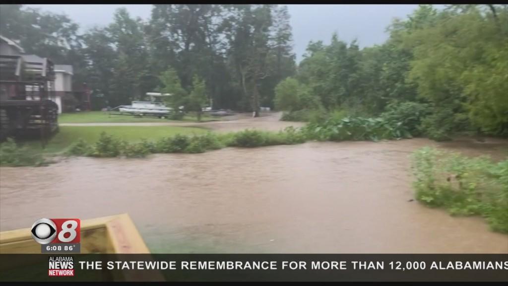 Millbrook Flooding