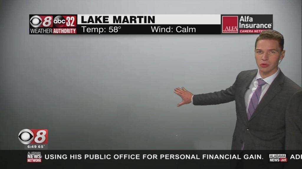 Ben's 6am Forecast Friday 10 22 21