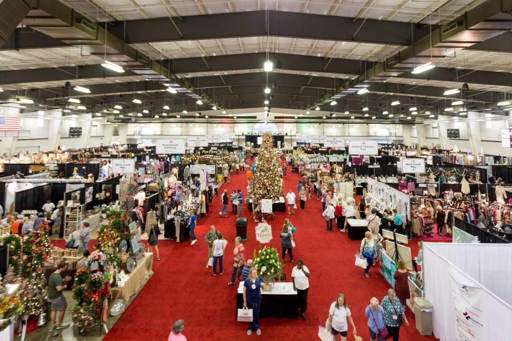 Junior League Holiday Market