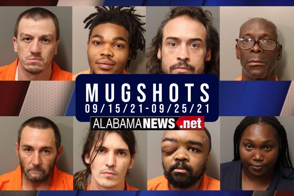 Montgomery County Mugshots 0915 0925