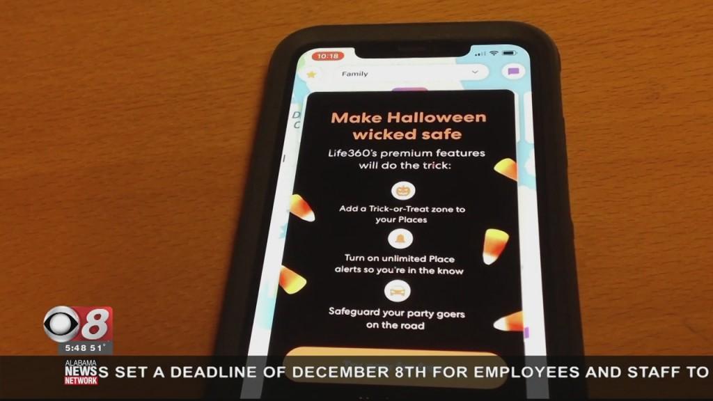 Wtt Halloween Safety Apps 102621