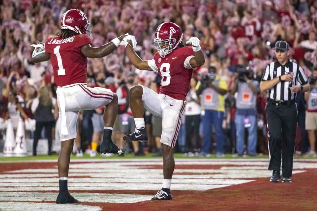 Tennessee Alabama Football