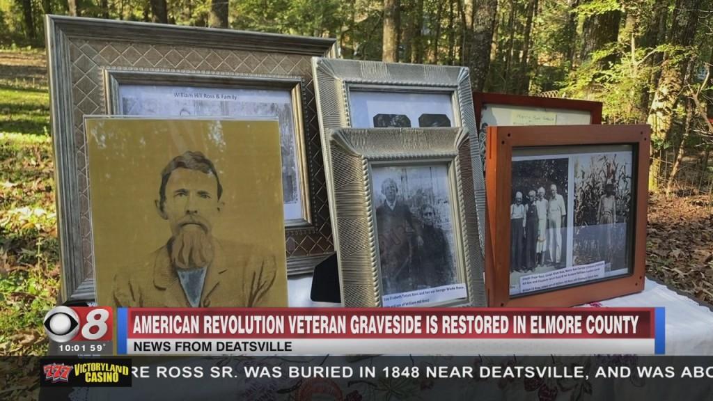 American Revolution Graveside