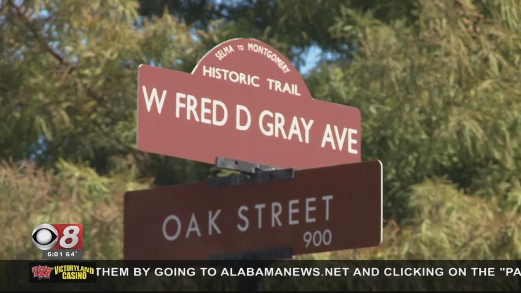 Fred Gray Avenue