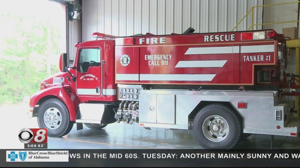 Kay Firefighter Shortage