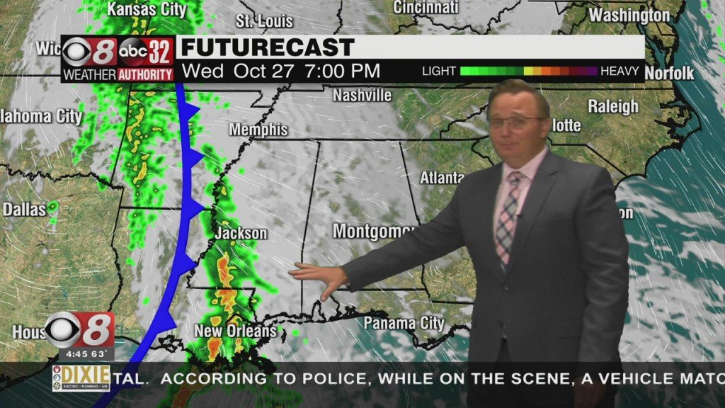 Morning Weather 10/25/21