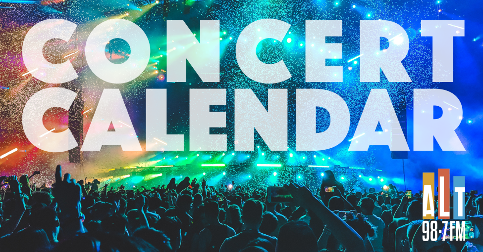 Alt Concert Calendar Promo Reel