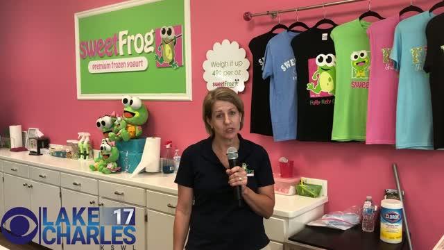 Sweet Frog Promo