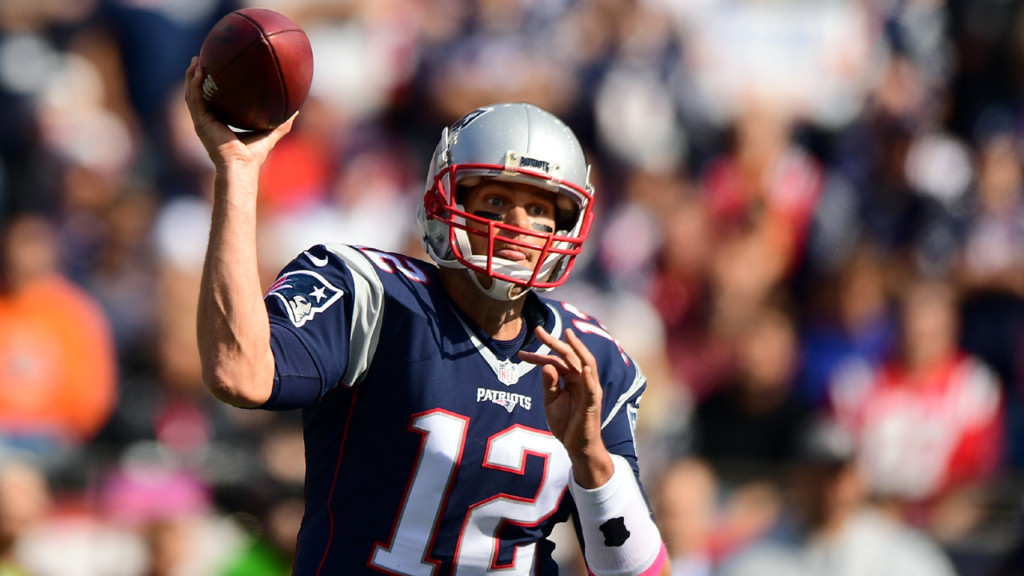 New England Patriots quarterback Tom Brady received four votes in the 2016 New Hampshire presidential primary, the Boston Globe reports.
