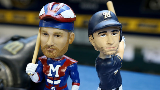 Brewers announce giveaways for 2019 season