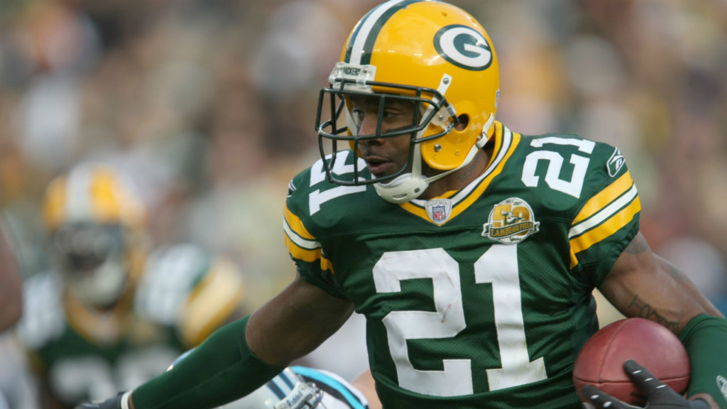 Woodson, Harris selected for Packers Hall of Fame
