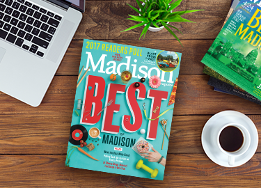 Madison Magazine Covers