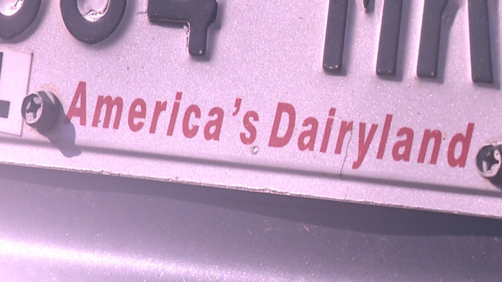 Is 'America's Dairyland' license plate hurting Wisconsin's image?