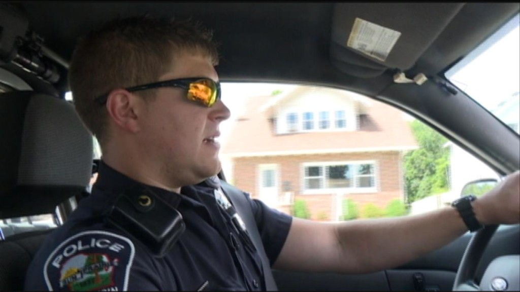 Woman files federal suit against Sun Prairie officer who wrote bogus tickets