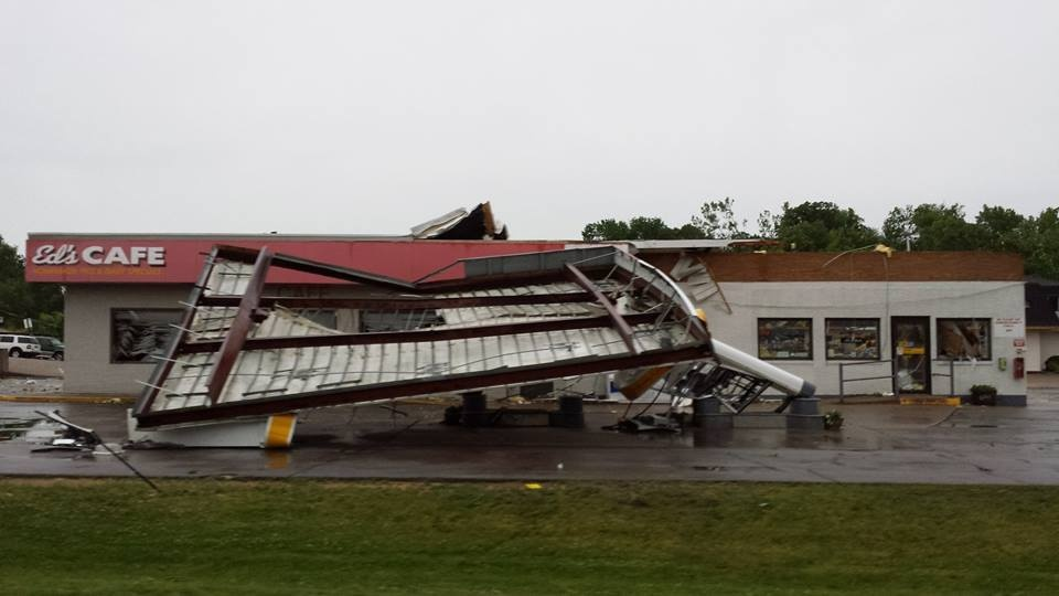 2 tornadoes confirmed in Platteville, 5 injured