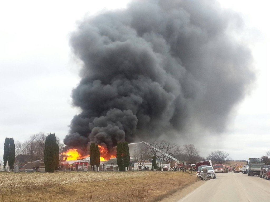 Owner says Muscoda business is complete loss
